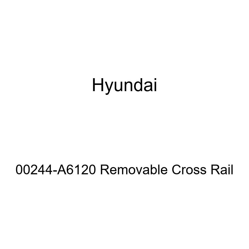 HYUNDAI Genuine 00244-A6120 Removable Cross Rail