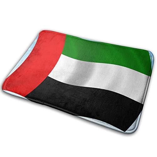 EWFXZq Flag of The United Arab Emirates Adult Doormats Anti-Slip House Garden Gate Carpet Door Mat Floor Pads 15.7