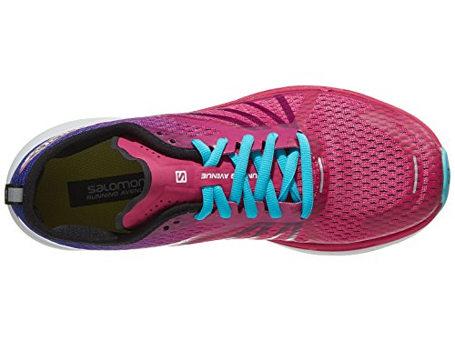 Sonic Yarrow 000 Rose 43 EU Salomon Femme Trail de Ra W 3 Curac Pro Web Pink The Blue Chaussures Surf Violet Axnzdwx6