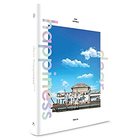 EXO - Dear Happiness 322p Photo Book with Extra Photocard Set