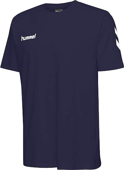 hummel Hmlgo Cotton Camisetas, Hombre: Amazon.es: Ropa y accesorios