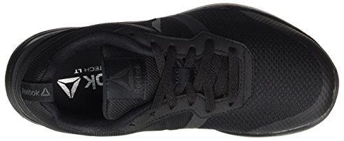 Reebok Women's Foster Flyer Competition Running Shoes Black (Black/Coal) vP3qhSy