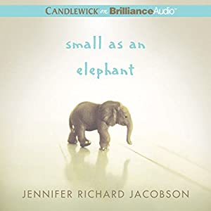 Small as an Elephant Audiobook
