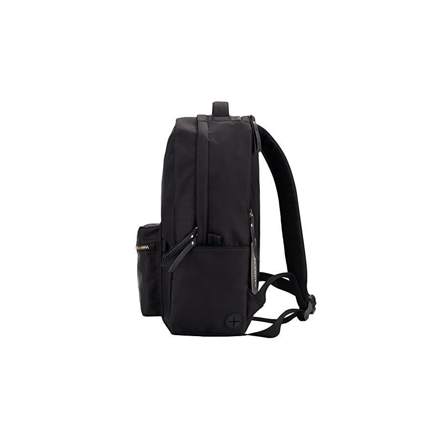 HawLander Nylon Backpack for Women School Bag for Girls,Small Size,Lightweight