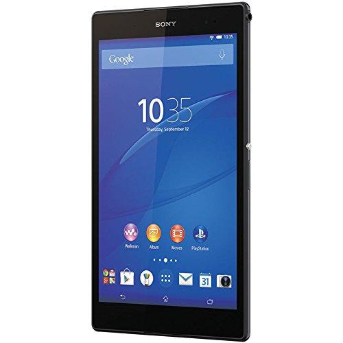 Sony Sony Xperia Z3 Tablet Compact Wi-Fi model - Sony Xperia Z3 Compact Black
