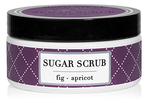 Deep Steep Sugar Scrub, Fig Apricot, 8 Ounce