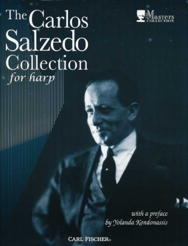 H67 - The Carlos Salzedo Collection for Harp (Salzedos Harp)