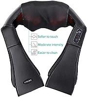 Naipo Massaggiatore Elettrico per collo e schiena