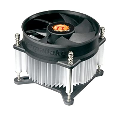 Thermaltake Cooling Fan for Intel Core i7/i5/i3 CLP0556-B by Thermaltake