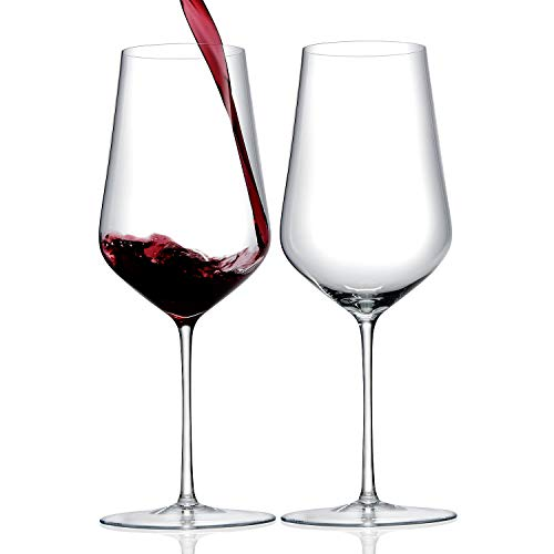 ZENOLOGY by Wine Enthusiast Cabernet Sauvignon Wine Glasses - Set of 2