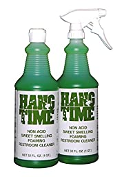 Apter Industries 13-HT-2/32 Hang Time Foaming Restroom Cleaner (Pack of 2)