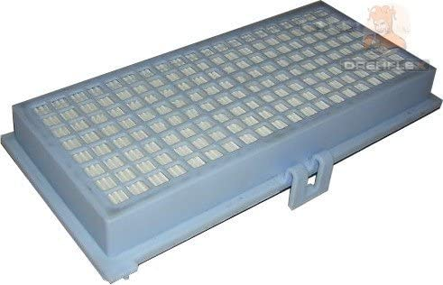 para aspiradora espec/íficos de Miele S 500i Filtro HEPA//al/érgicos filtro para Miele SF de ah30 DREHFLEX/® S 578i