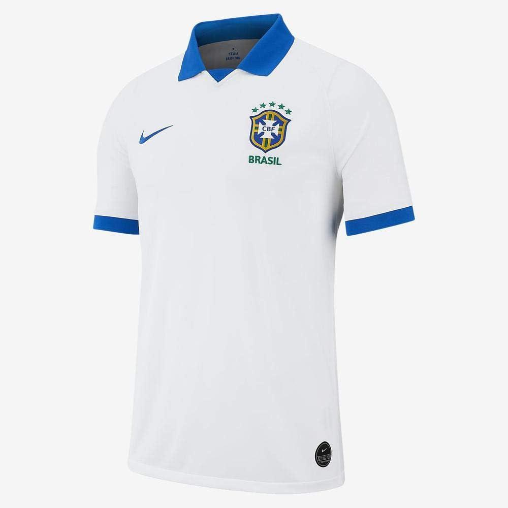 Nike Brazil 1919 Anniversary Football Soccer T-Shirt Jersey