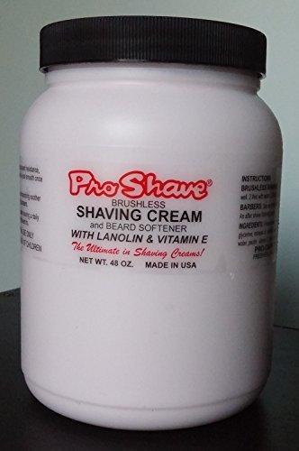 Pro Shave Shaving Cream 48 Oz