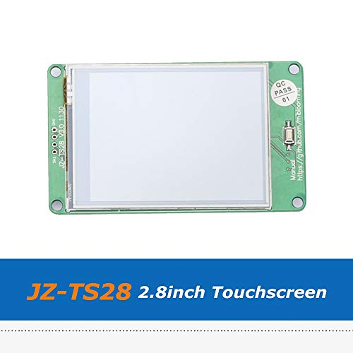 Zamtac 1pc 3D Printer Parts JZ-TS28 2.8inch Full Color Touch Screen Board Compatible with Ramps1.4 MKS Board by GIMAX (Image #3)