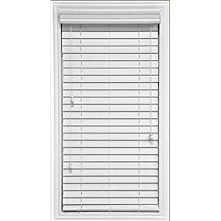 Window Blinds Faux Wood 28 | 7Reviews.org