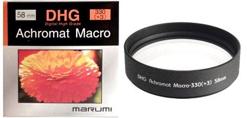 Marumi DHG 330 58mm Achromat Lens by Marumi