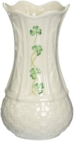 Belleek 2394Kells 7-Inch Vase