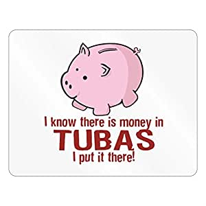 Teeburon I know there is money in Tubas I put it there! Plastic Acrylic