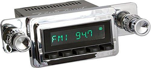 RetroSound HB-125-04-74 Hermosa Direct-fit Radio for Classic