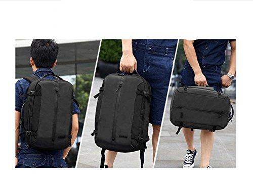BigForest Business laptop Rucksack Travel Backpack Briefcase Satchel computer notebook handbag for School Work