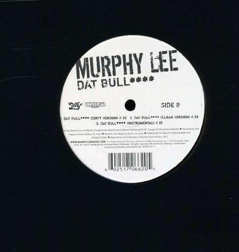 Vinilo : Murphy Lee - Dat Bullshit (x3) [explicit Content] (12 Inch Single)