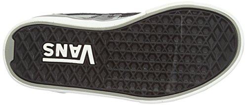 Vans Y Transistor (Camo) - Zapatillas infantiles Black/Charcoal