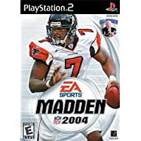 Electronic Arts EA14636 PS2 MADDEN NFL 2004