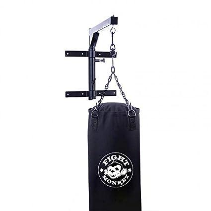 punching bag hanger