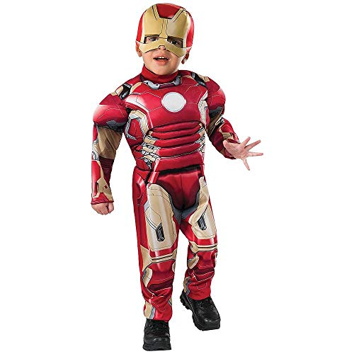 Iron Man Toddler Costume - Toddler Small -