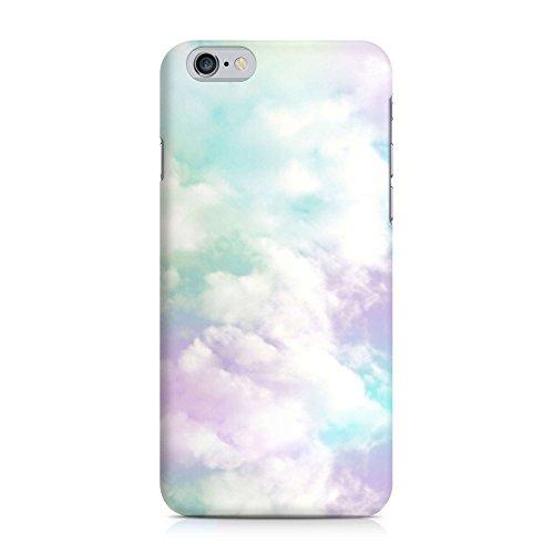 COVER pastel Wolken Handy Hülle Case 3D-Druck Top-Qualität kratzfest Apple iPhone 6 / 6S