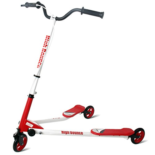 - High Bounce Y Slicker Scooter (Red)