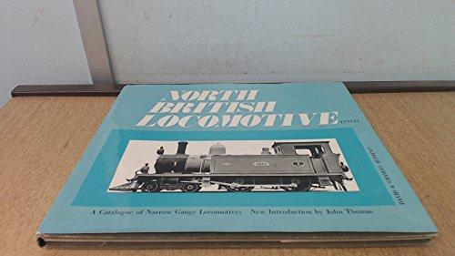 North British locomotive: A catalogue of narrow gauge locomotives;