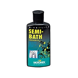 Motorex Semi Bath - Aceite para bicicleta , 0,1 l, talla 0,1 Litres