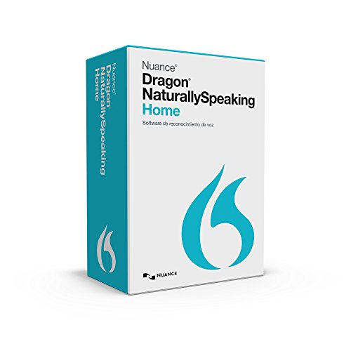 NUANCE Dragon Naturally Speaking Home 13.0, Spanish