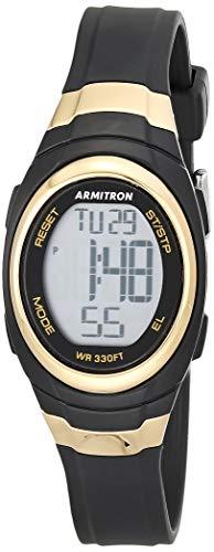 ساعت مچی زنانه دیجیتال آرمیترون مدل 45/7034GBK با بند پلاستیکی