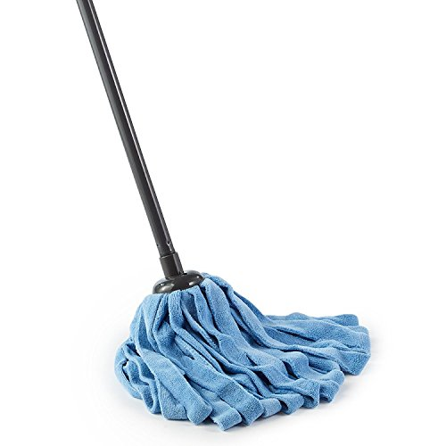 O-Cedar Microfiber Cloth Mop with Telescopic Handle, Pack - 1,
