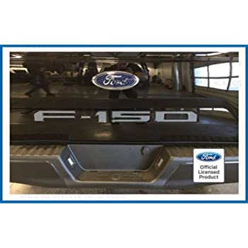 Amazon Com 2018 Ford F150 Tailgate Insert Decals Letters Indent