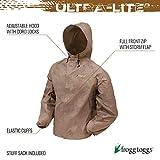 Frogg Toggs Men's Ultra-Lite2 Waterproof Rain
