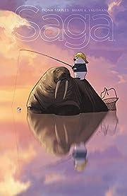 Saga #34 por Brian K. Vaughan