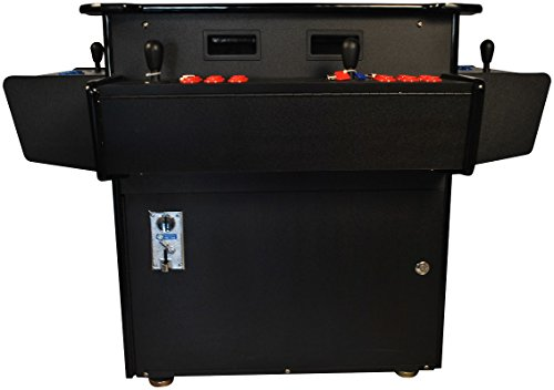 Cocktail Arcade Machine 1033 Games in 1 Includes 2 Stools