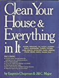 Clean Your House and Everything in It, Eugenia Chapman and Jill C. Major, 0448123584