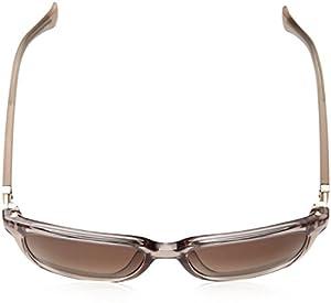 Calvin Klein Women's Ck3190s Square Sunglasses, Nude, 54 mm