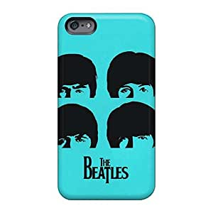 MansourMurray Iphone 6 Excellent Cell-phone Hard Cover Allow Personal Design Colorful The Beatles Series [xLG19901kxTv]