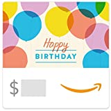 ABIS_GIFT_CARD  Amazon, модель Amazon eGift Card - Happy Birthday Balloons, артикул B01FIS88SY