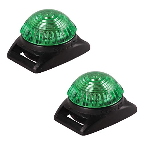 Adventure Lights Guardian Expedition Green Waterproof Saftety Emergency 2-Pack