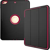 For New iPad 9.7 2017 Case, Slim-Fit Smart Case Cover with Auto Sleep/Wake Function for Apple iPad 9.7 inch2017