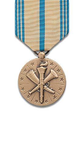 (Armed Forces Reserve Medal, bronze finish)