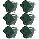 2-3 Prong Polarized Grounding Adapter JACKYLED ETL
