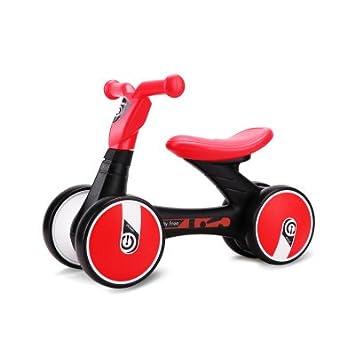 CIFFOSTT Bicicletas para Bebés Balance Bicicletas Juguetes ...